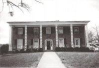 The Lodge at 320 Lumpkin Street - dedicated 30 April 1960