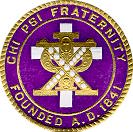Seal of Chi Psi Fraternity