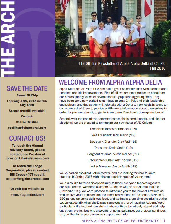 snippet-of-fall-2016-newsletter